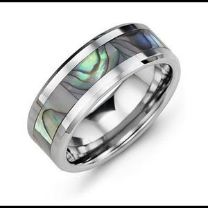 Tungsten Ring Style 25